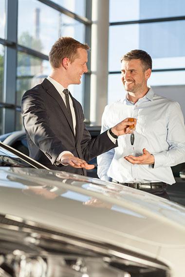 Kurier-Autohaus Kundenservice
